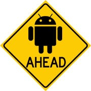 Google Android Road Map