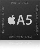 Apple's A5 processor.