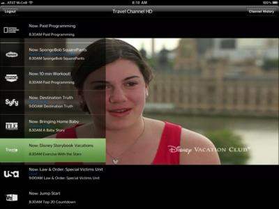 Defiant Time Warner Adds 19 Channels To Ipad App Pcworld