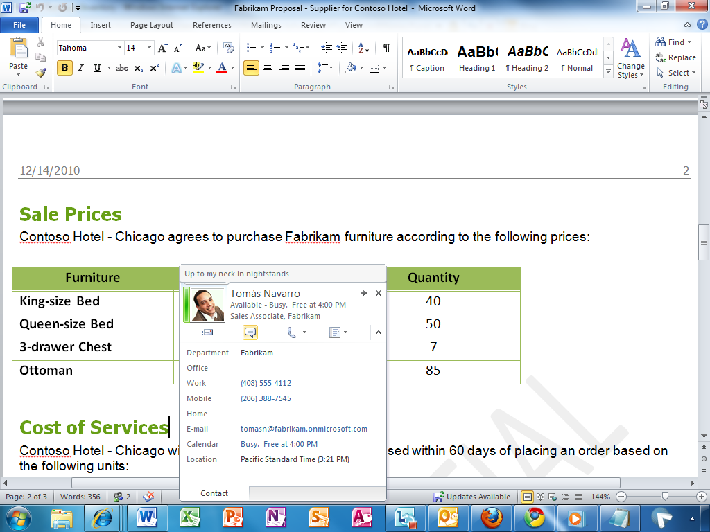 Microsoft Office 365 Beta Opens for Business: What's Inside | PCWorld