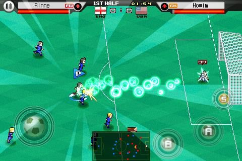Soccer Superstars on Android