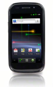 Nexus S 4G smartphone