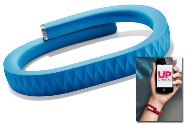Jawbone's new Up health monitor