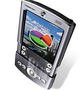 The Palm Tungsten T PDA.