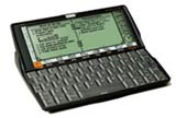 The Psion Series 5 PDA.