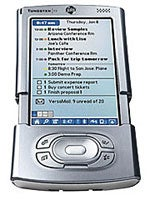 The Tungsten T3 Palm-based PDA.