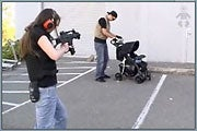 Bulletproof Stroller