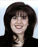 """That woman"": The Monica Lewinsky affair was an online scoop for The Drudge Report."
