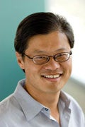 Jerry Yang, co-creator of Yahoo.