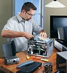 PC World Senior Associate Editor Tom Mainelli builds a PC.