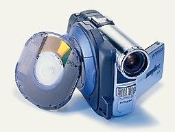 Hitachi DZMV350A DVD Camcorder