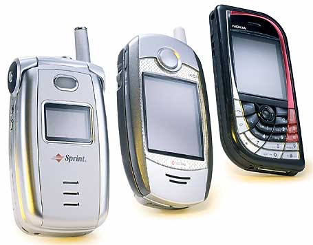 Camera Phones Go Megapixel | PCWorld