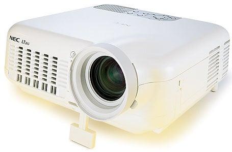 nec s slick wi fi projector pcworld rh pcworld com nec lt265 user manual NEC Projector Ports