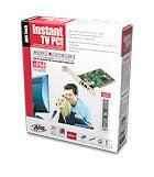 ADS Tech Instant TV +FM PCI