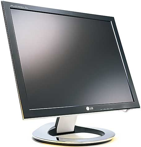 Lg Monitor Always Lands On Its Feet Pcworld
