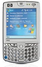 HP's IPaq hw6515