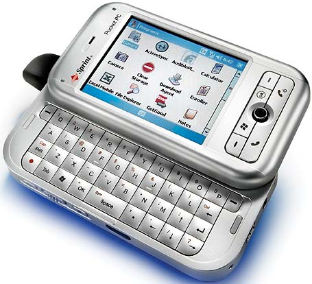 Pocket PC Phone May Leave You Squinting | PCWorld