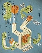 Illustration by David Plunkert.