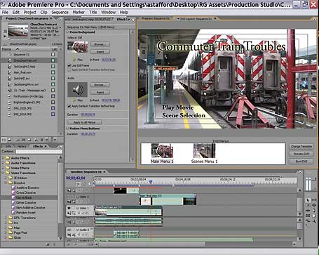 how to create a multi page pdf in photoshop cs5