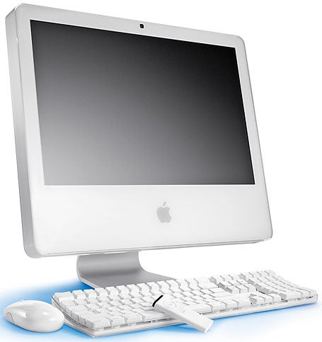 Apple iMac (With 2-GHz Intel Core Duo CPU)