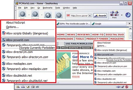SeaMonkey Offers Browser, E-Mail, and Chat | PCWorld