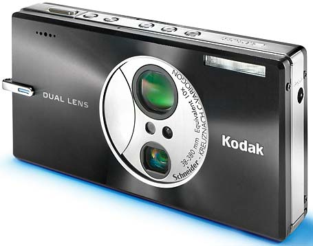 Kodak S Slim Camera Has Double Vision Techhive