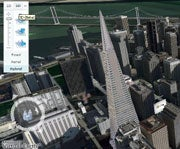 Microsoft Virtual Earth 3D Beta