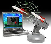 USB Laser-Guided Missile Launcher
