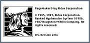 Aldus PageMaker (1985)