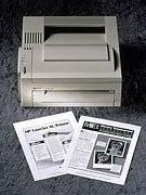 HP LaserJet 4L (1993)