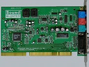Creative Labs Sound Blaster 16 (1992)