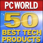 PC World 50 Best Tech Products