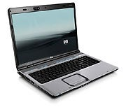 HP dv9000t