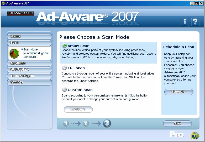 ad aware free antivirus system requirements