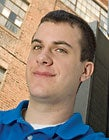 I play games...I wish they'd increase the upload speed to at least a meg. Chris Hesler, IT professional, Cincinnati
