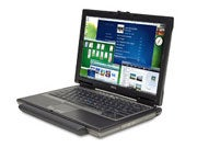 Dell's ATG 620 laptop, one of the models we used in our drive testing.
