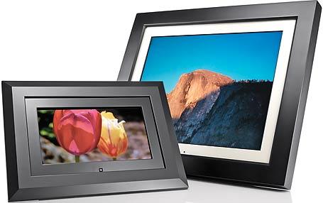 Photo Frames Choose Wi Fi Or A Huge Screen Pcworld
