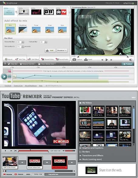 Youtube Remixer Online Video Editor