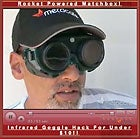 Kip Kay's Infrared goggle hack.