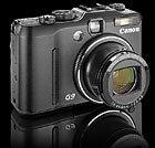 Canon PowerShot G9. Photograph by Marc Simon.
