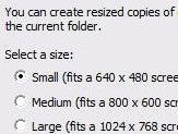 Image Resizer photo editing software