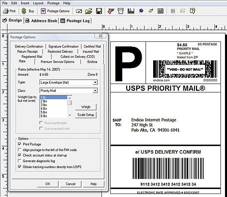 PC Postage Saves Time, Money, and Headaches | PCWorld