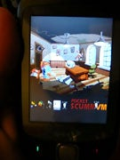 ScummVM, Sam & Max on cell phone