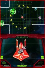 Geo Wars arcade shooter