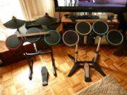 The drum kits