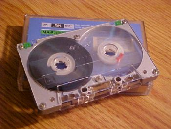 The good old days of mixtapes.