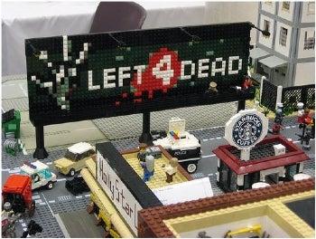 Left 4 Lego