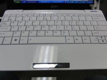 Asus Eee PC 1008HA keyboard