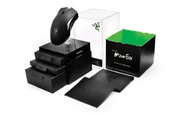 Razer Mamba packaging