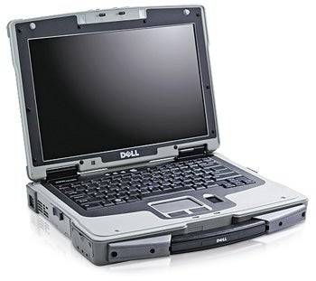 Dell Laude E6400 Xfr Ruggedized Laptop Semi